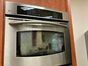 Ge Profile 30 Built-in Double Convection Wall Oven 2800 Sku Jt955sfss