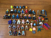Fisher Price Imaginext 30 Figures Early 2000s Cavemen Knights Racers Divers More