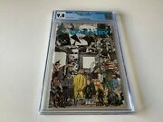 Mindgame Gallery 1 Cgc 9.8 White Pages Single Highest Graded Wraparound Comic