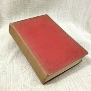 1910 Antique Book Charles Dickens David Copperfield Illustrated Old Vintage Copy