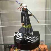One Piece Puccho Prize Trafalgar Law Figure Super Rare Very Good From Japan