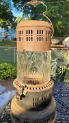 Vintage Perfection Kerosene Heater Model 735. Parts Are All Intact.