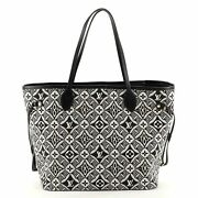 Louis Vuitton Neverfull Nm Tote Limited Edition Since 1854 Monogram Jacquard Mm