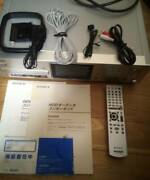 Secondhand Sony Nac-hd1 Cd/hdd Audio Recorder Hdd Components Remote Control With