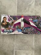 Nerf Rebelle Heartbreaker Bow Pink 5 Darts 2014 New Toys R Us Exclusive