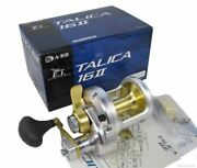 New Shimano Talica 16ii 16 2-speed Reel U.s Seller Free 1-3 Days Delivery