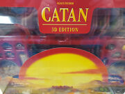 Catan 3d Edition Board Game New Core Base Set Settlers Of Catan