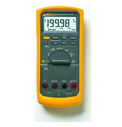 Fluke 2074974 87-5 Industrial True Rms Digital Multimeter With Thermometer