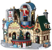 Lemax Holiday And Christmas Collection Ludwig's Wooden Nutcracker Factory