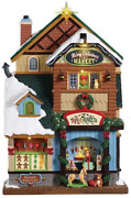 Lemax Village Collection Merry Christmas Market 95471