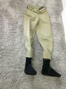 Simms Gore-tex Fly Fishing Wading Pants - Size Small. Great Condition