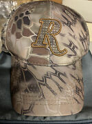 Remington Camo Mens Camouflage Hunting Hat Adjustable Outdoor Cap Mesh Back New