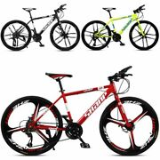 Bicycle Mountain 26 Inch Bicycles Variable Speed Road Bikes 21/24 Speed Bike