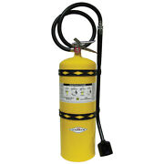Amerexandreg 30 Lb Sodium Chloride Fire Extinguisher W/ Brass Valve And Wall Hook