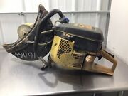 Partner K950 Chainsaw For Parts Or Repair Husqvarna