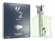 M2 Man By Remy Marquis 100ml Edt Spray Mens -free Gift With Order-