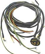 Macs Auto Parts Model A Ford Lighting Wire Harness - With Built-in Turn Signal