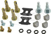 Macs Auto Parts Model A Ford Aa Truck Front Brake Equalizer Floater Set - Top