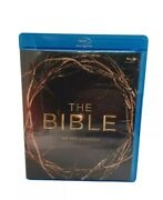 The Bible The Epic Miniseries [ Blu-ray] Boxed Set Widescreen - Excellent Cond