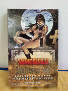 Vampirella Mastervisions 1996 Topps Sealed Boxed Set Of 36 Large Trading Cards