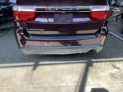 No Shipping Rear Bumper With Park Assist Without Trailer Hitch Fits 11-13 Dura