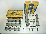 American Flyer 720 Pair Of Switches With A Track Lot Curve And Straights S Gauge