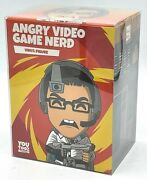 Sold Out Angry Video Game Nerd Vinyl Figure Youtooz Avgn Videogame Pop