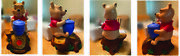 1990s Winnie The Pooh And Piglet Animated Telemania Whimsical Telephone