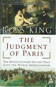 The Judgment Of Paris By King Ross - Book - Hard Cover - History - Europe