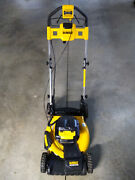 Dewalt Fwd Self-propelled 2 X 20v Max Brushless Tool Only Lawn Mower