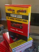 Ferrarissima Complete First Edition 1985 To 1996 Set Including The Rare 25