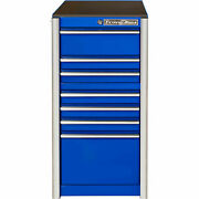 Extreme Tools Rx192507sbbl Extreme Tools Professional 7 Drawer Blue Side Box