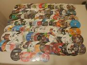 129 Xbox 360 Nintendo Wii Ps3 Ps2 Ps1 Gamecube Video Game Lot As-is Untested