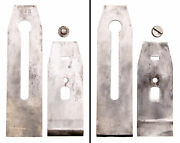 Siegley New Britain Sss Cutter/chip Brkr For 2 Transitional Plane-mjdtoolparts