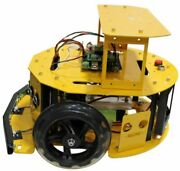 2wd Arduino Compatible Mobile Robot Kit