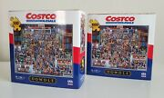 Costco Exclusive Eric Dowdle Costco 500 And 1000 Piece Jigsaw Puzzle -new