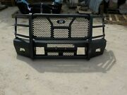 Ranch Style Heavy Duty Front Bumper Ford F150 2015 2016 2017 Bb917c