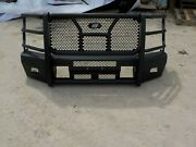 Ranch Style Heavy Duty Front Bumper Ford F150 2015 2016 2017 Bb917d