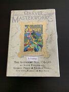 Marvel Masterworks 217 The Avengers 136-149 Limited Variant Cover Edition Sealed