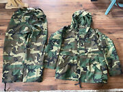 Adventure Tech Military Gore Tex Jacket And Pants