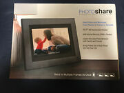 """New Simply Smart Home 10.1"""" Photoshare Friends And Family Smart Frame 8gb"""