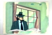 Lupin The Third 3rd Iii Jigen Cel Picture Anime Jp Production Background N710