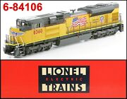 Lionel 6-84106 Union Pacific Up Sd70 Ace 8360 Legacy 2016
