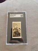 """1931 Walt Disney And Mickey Mouse Wd And Ho Wills Cinema Stars 24 Sgc 6 """"ex-nm"""" Rc"""