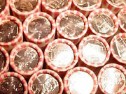 Box Of 50 Rolls 2009-d Lincoln Log Cabin Cents Rare New Hot