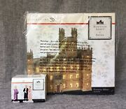 Dept 56 Lot Of 2 Downton Abbey + Downton Legacy Continues Set Of 2 Department56