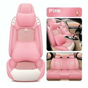 Car Seat Covers Suv Durable Leather Water Proof Eco Friendly Cushion Mat Tool