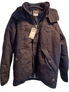 G Star Raw Menand039s Nordic Parka New With Tags U.k Size Xl