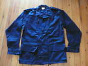 New Real French Air Force Armee De Land039air M64 Jacket Shirt Veste Blue 100 + Pin M