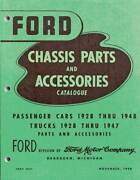 Macs Auto Parts Chassis Parts And Accessories Catalogue - 802 Pages - Ford